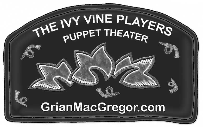 The IVY VINE PLAYERS Puppet Theater ©Grian MacGregor